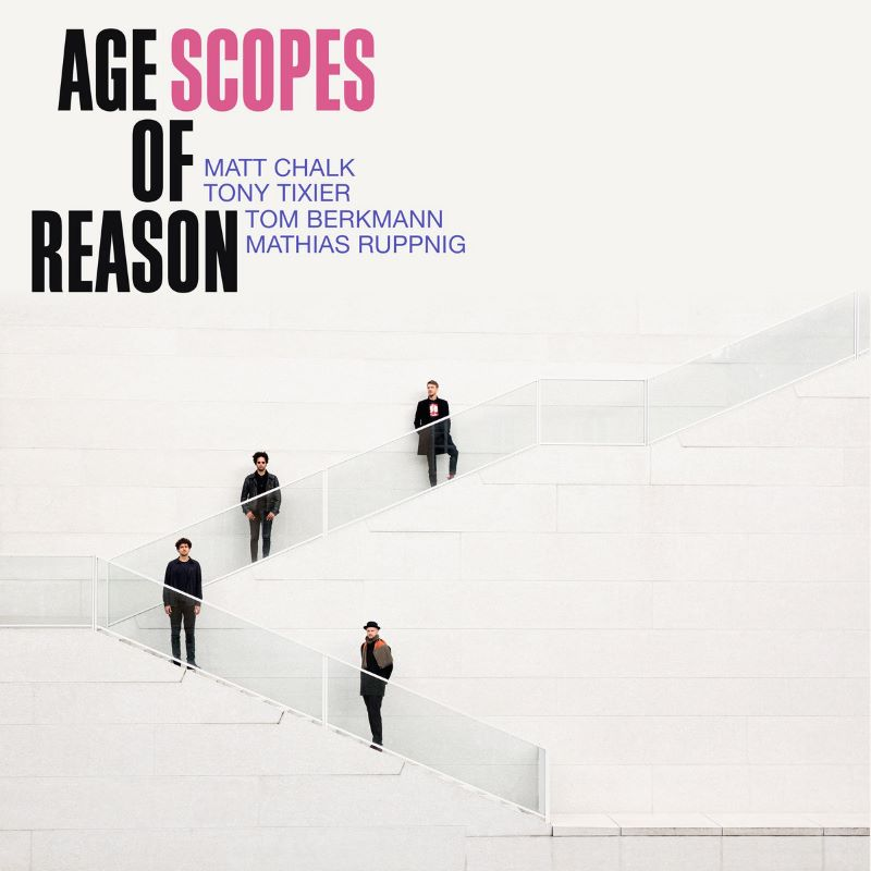 SCOPES - Age of Reason cover