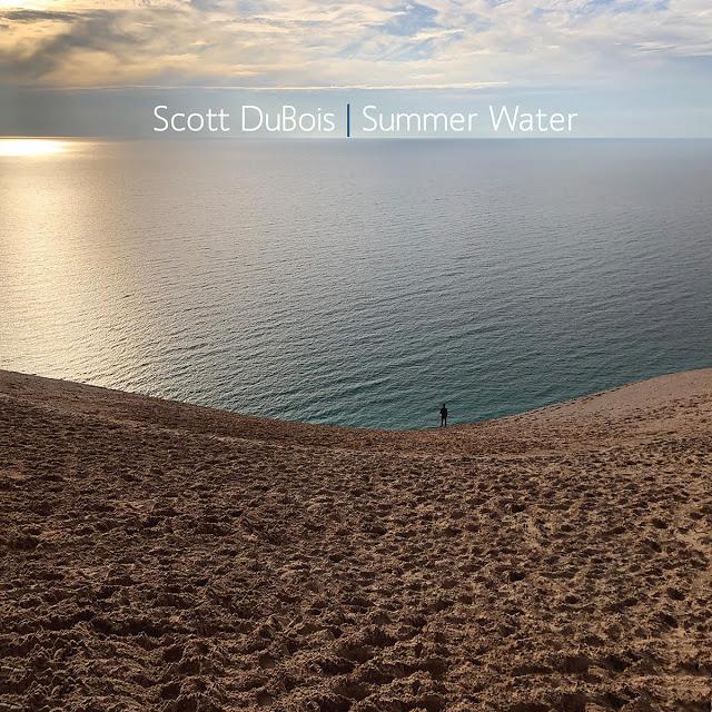 SCOTT DUBOIS - Summer Water cover