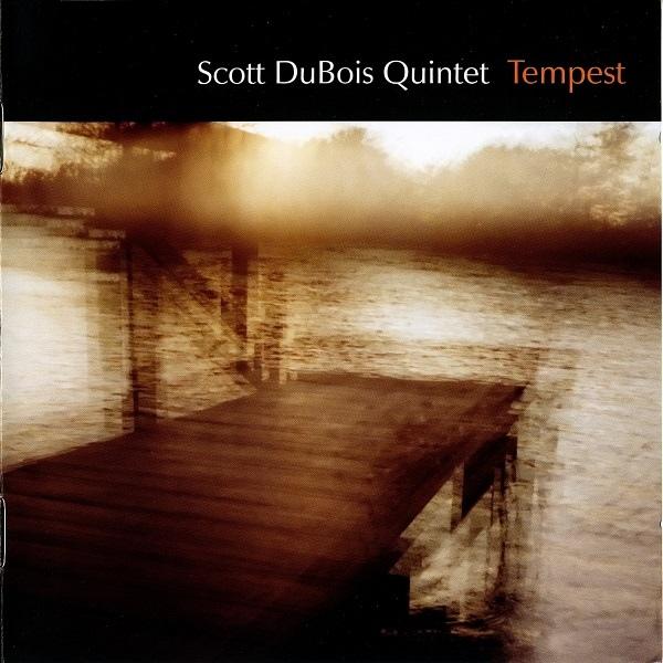 SCOTT DUBOIS - Tempest cover