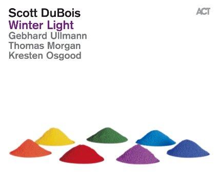 SCOTT DUBOIS - Winter Light cover