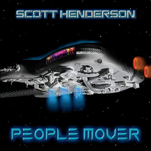 SCOTT HENDERSON - People Mover cover