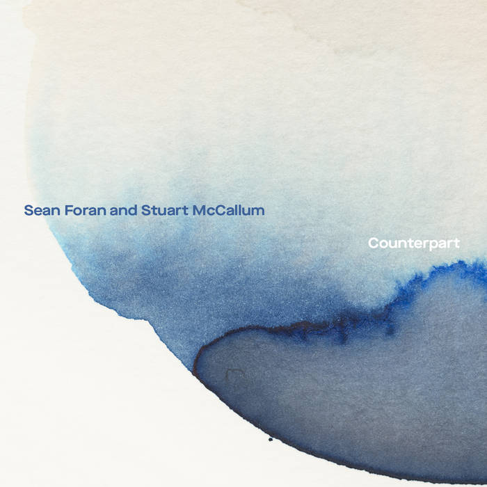 SEAN FORAN - Counterpart cover