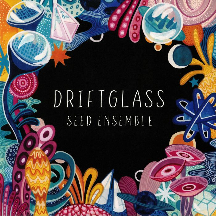 SEED ENSEMBLE - Driftglass cover