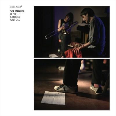 SEI MIGUEL - (Five) Stories Untold cover
