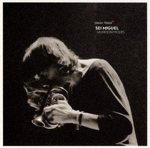 SEI MIGUEL - Salvation Modes cover