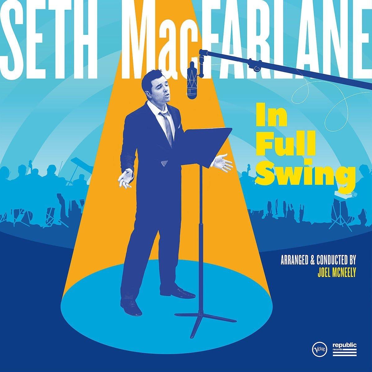SETH MACFARLANE - In Full Swing cover