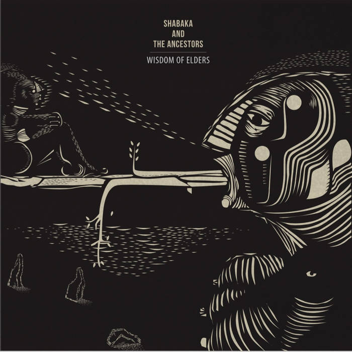 SHABAKA AND THE ANCESTORS - Wisdom of Elders cover