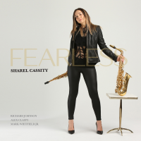 SHAREL CASSITY - Fearless cover
