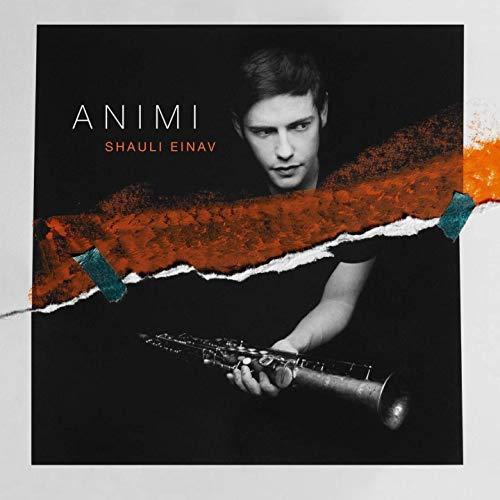 SHAULI EINAV - Animi cover