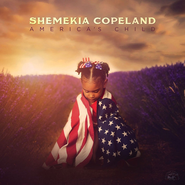 SHEMEKIA COPELAND - Americas Child cover