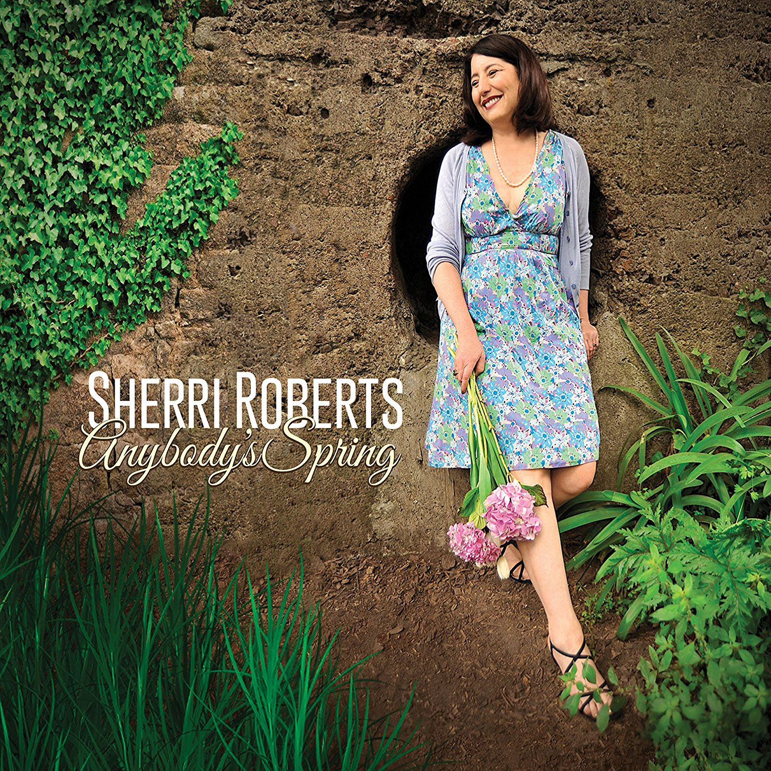 SHERRI ROBERTS - Anybody's Spring cover