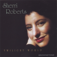 SHERRI ROBERTS - Twilight World cover