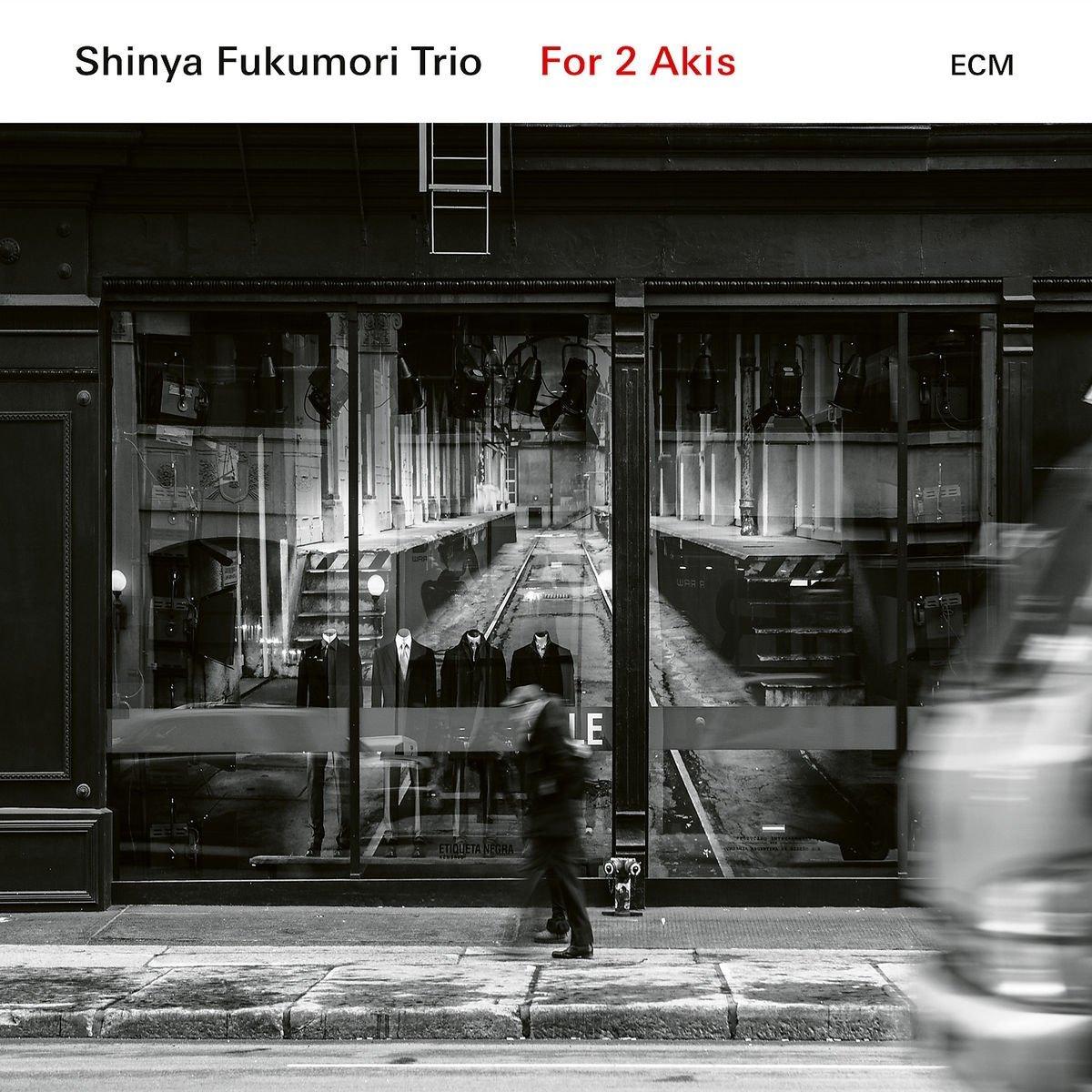 SHINYA FUKUMORI - For 2 Akis cover