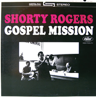 SHORTY ROGERS - Gospel Mission cover