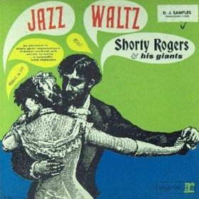 SHORTY ROGERS - Jazz Waltz cover