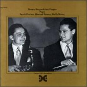 SHORTY ROGERS - Popo cover