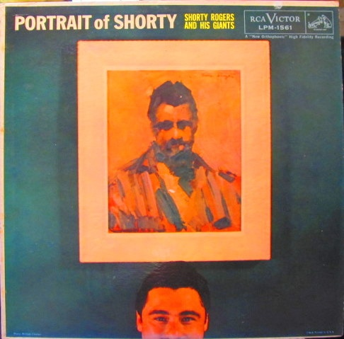 SHORTY ROGERS - Portrait of Shorty cover