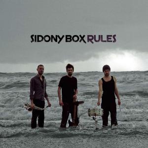 SIDONY BOX - Rules cover