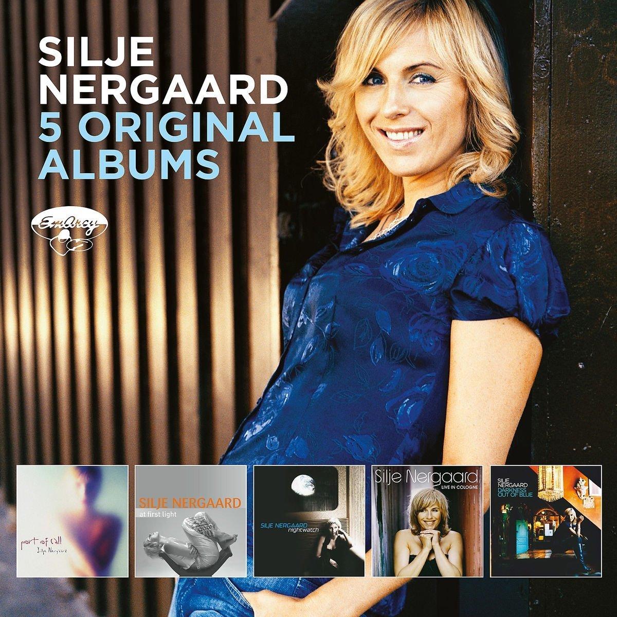 SILJE NERGAARD 5 Original Albums reviews  SILJE NERGAARD ...
