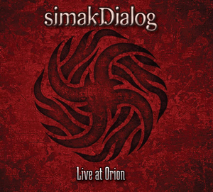 SIMAK DIALOG - Live at Orion cover