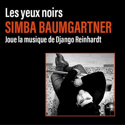 SIMBA BAUMGARTNER - Les Yeux Noirs cover