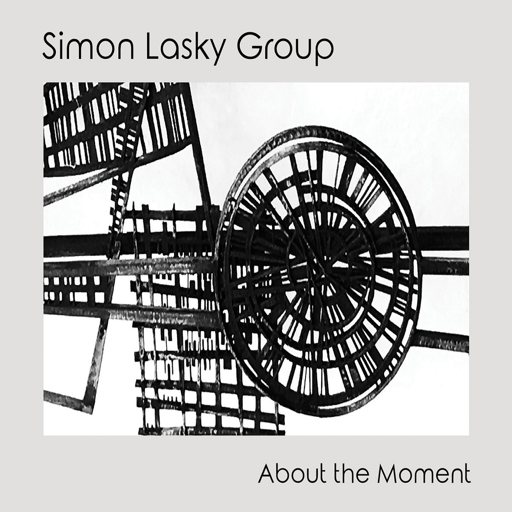 SIMON LASKY - About The Moment cover