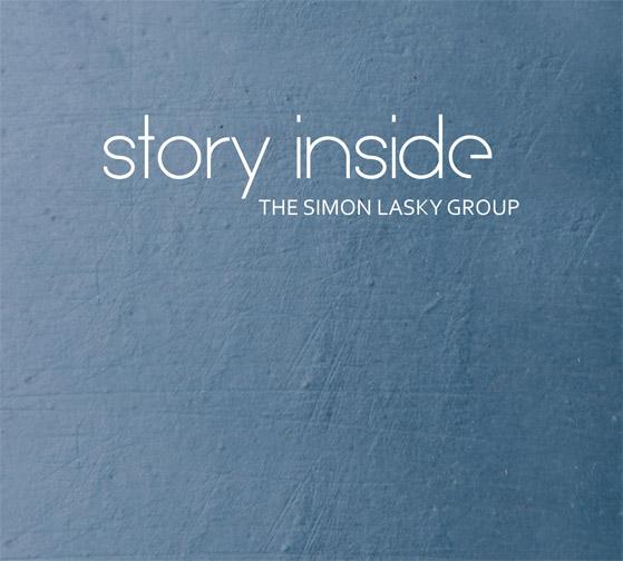 SIMON LASKY - Story Inside cover
