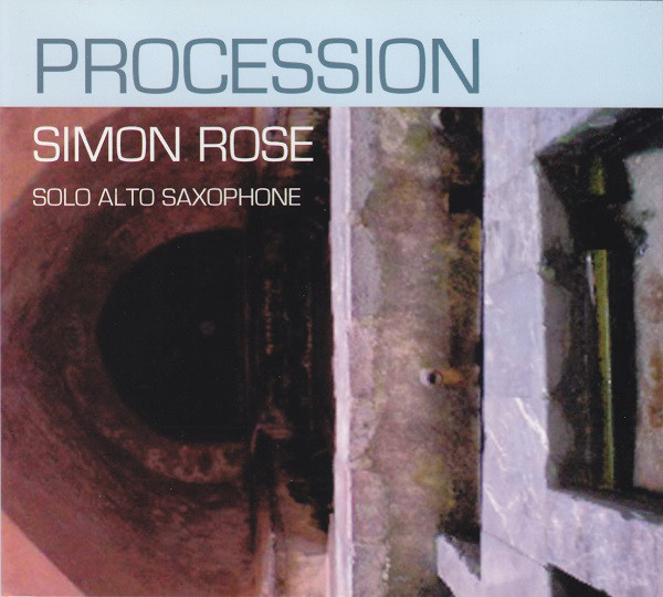 SIMON ROSE - Procession cover