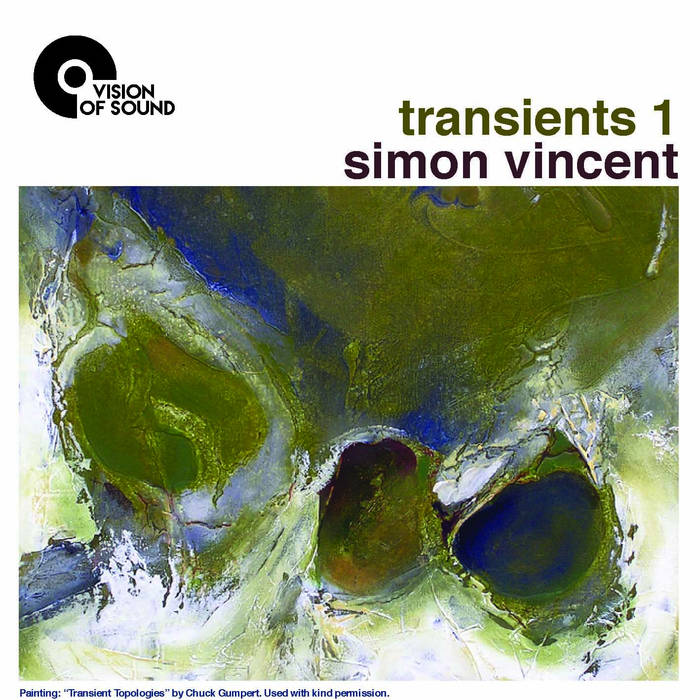 SIMON VINCENT - Transients 1 cover