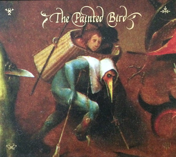JOHN ZORN'S SIMULACRUM - The Painted Bird cover