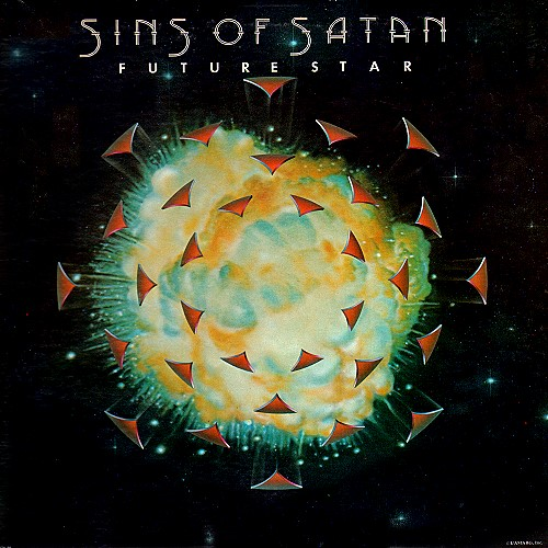 SINS OF SATAN - Future Star cover