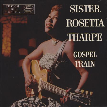 SISTER ROSETTA THARPE - Gospel Train cover