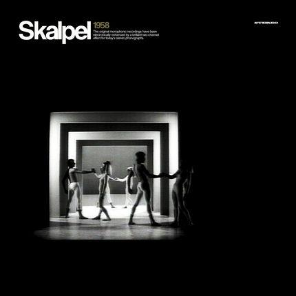 SKALPEL - 1958 cover