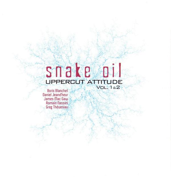 SNAKE OIL - Uppercut Attitude Vol. 1 & 2 cover