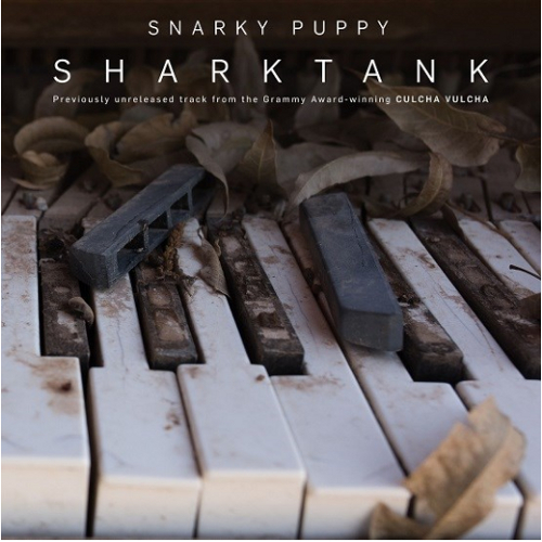 SNARKY PUPPY - Shark Tank cover