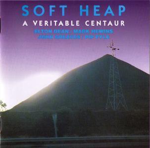 SOFT HEAP / SOFT HEAD - A Veritable Centaur cover