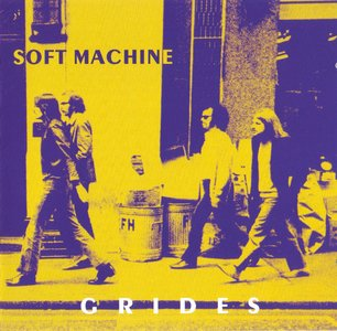 SOFT MACHINE - Grides cover
