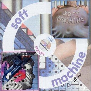 SOFT MACHINE - Six / Seven cover