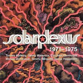 SOLAR PLEXUS - 1971-1975 cover