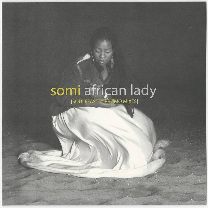 SOMI - African Lady cover