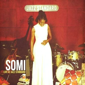 SOMI - Live At Jazz Standard cover