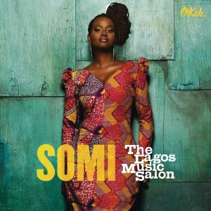 SOMI - The Lagos Music Salon cover
