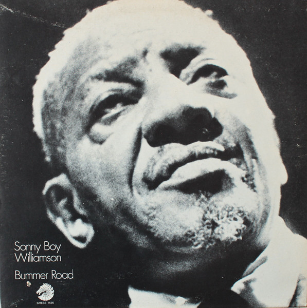 SONNY BOY WILLIAMSON II - Bummer Road cover