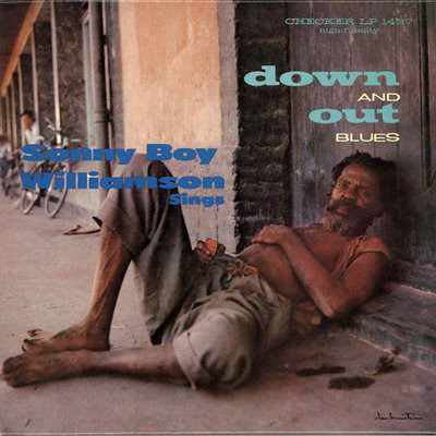 SONNY BOY WILLIAMSON II - Down And Out Blues cover