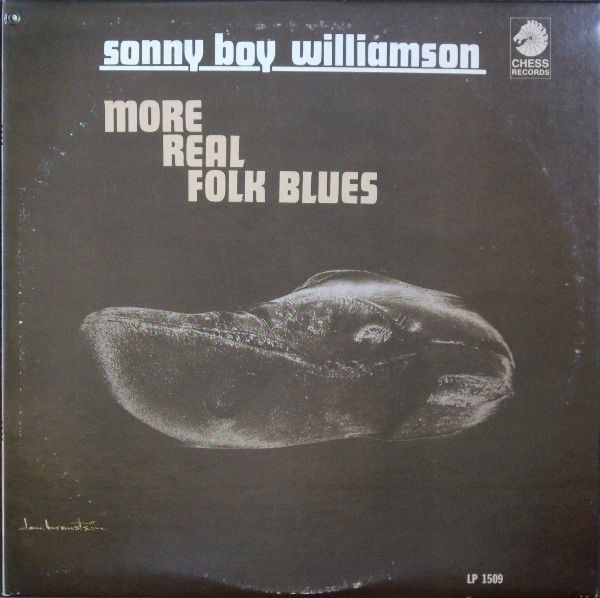 SONNY BOY WILLIAMSON II - More Real Folk Blues cover