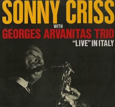 SONNY CRISS -