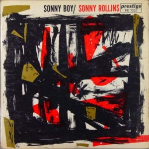 SONNY ROLLINS - Sonny Boy cover