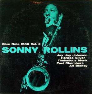 SONNY ROLLINS - Sonny Rollins, Volume 2 cover