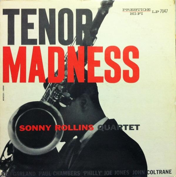 SONNY ROLLINS - Tenor Madness cover