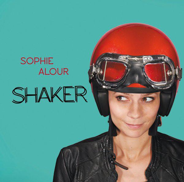 SOPHIE ALOUR - Shaker cover